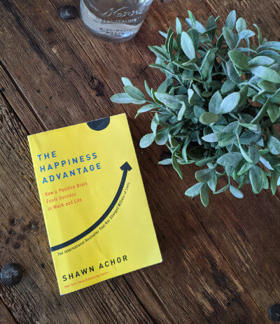 book - The Happiness Advantage